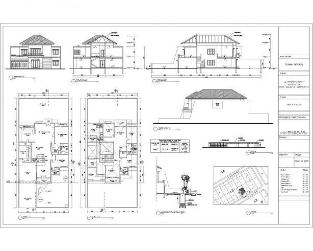 4 Contoh Gambar Denah Rumah Untuk Imb Tampak Cantik Rumahminimalispro Com Denah Rumah Rumah Gambar