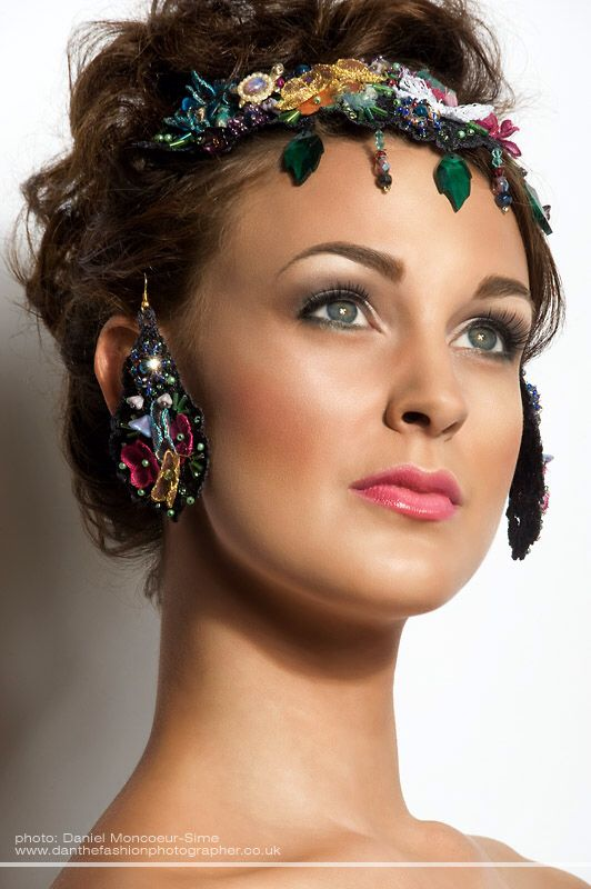 Beautiful Designs by Jan Knibbs, and make up by Le Glow Beautiful Brides http://Leglow.co.uk
