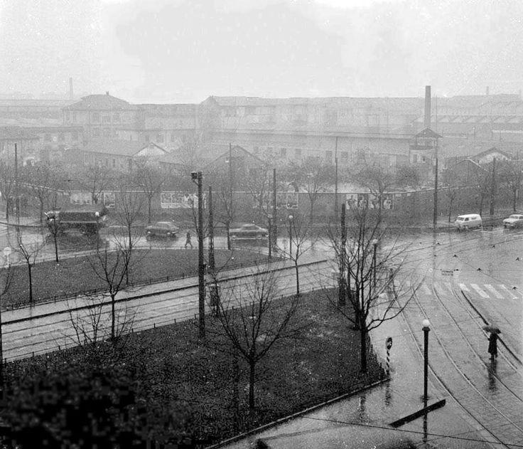 Piazza del Rosario 1950 | Milàn l'era inscì Urbanfile | Flickr