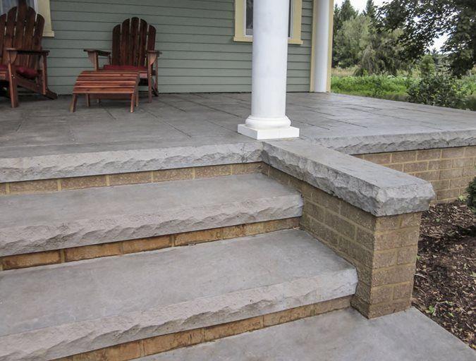 The 25+ best Concrete front steps ideas on Pinterest | Modern ...