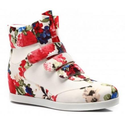 Floral Sneakers – Kiss and Belle Boutique