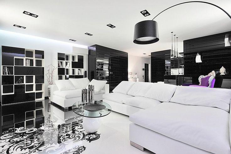 Begovaya Residence | Moscow, Russia | by Geometrix Design, Moscow, Russia | 95 m² | www.geometrix.ru