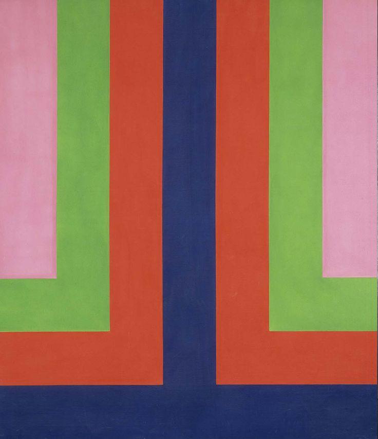 Kenneth Noland, Triple Double, 1964