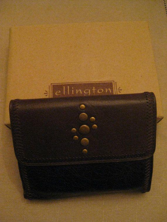 UnnUsed Ellington Genuine Brown Leather by vtseredipityboutique