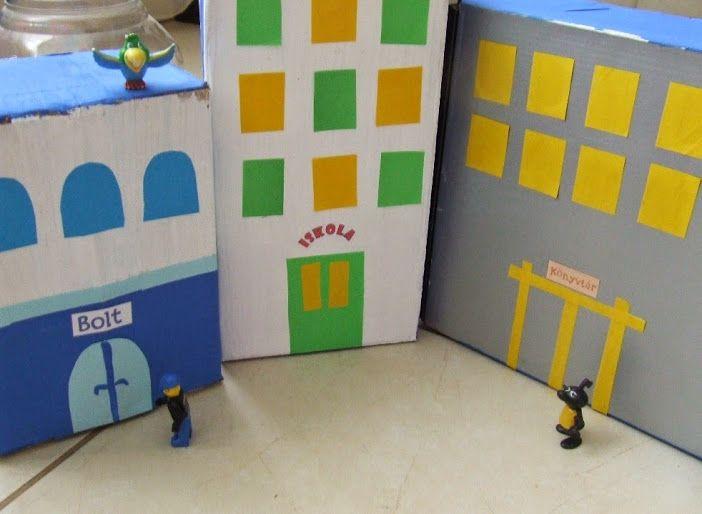 Játék a dobozokkal | http://jatsszunk-egyutt.hu/jatek-a-dobozokkal/