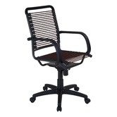 Found it at Wayfair - High-Back Bungee Chair