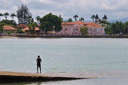 City of Sao Tome, Sao Tome and Principe