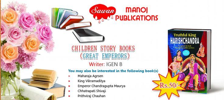 Shop Now Truthful King Raja Harishchandra Books Online .. Click Here.. http://tinyurl.com/oraly95 #Childrenbooks