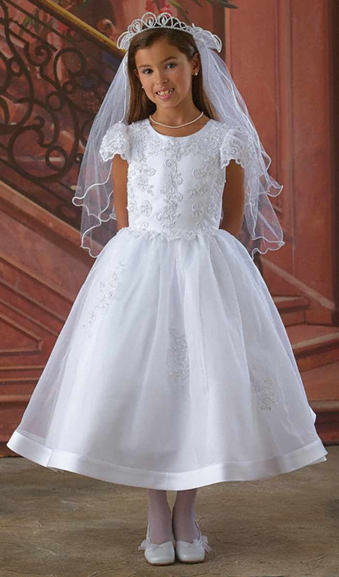 11 Best First Communion Dresses Images on Pinterest Holy Communion