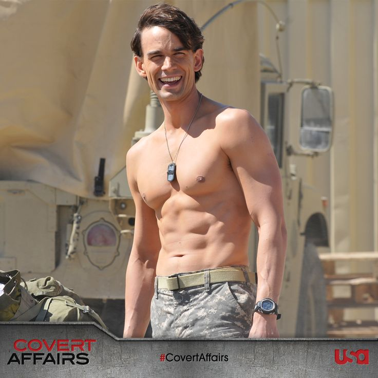Auggie #TBT | Auggie Anderson | Covert affairs, Attractive ...