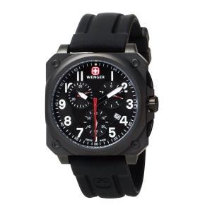 Reloj Wenger AeroGraph Cockpit Chrono 77010 #relojes #watches