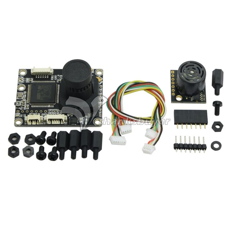 101.24$  Buy here - http://aliio9.worldwells.pw/go.php?t=32549273566 - PX4FLOW V1.3.1 Optical Flow Smart Camera and Ultrasonic Module Compatible with MB1240 PX4 PIXHAWK 101.24$