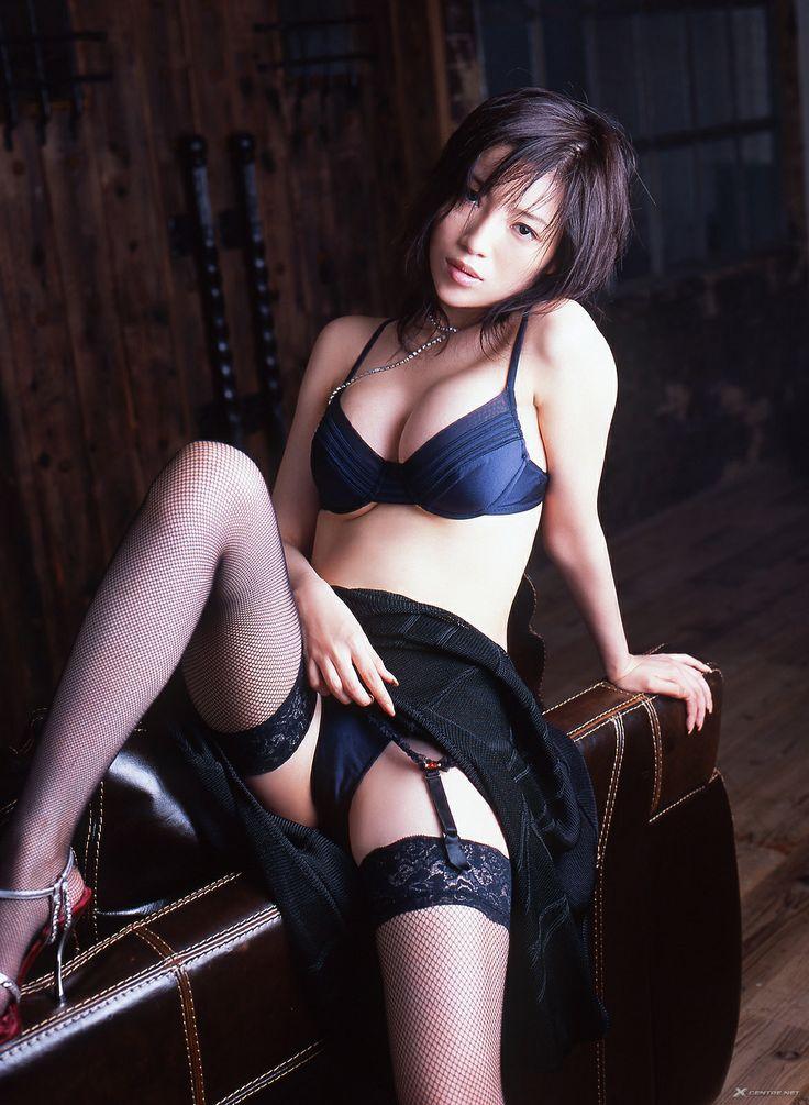 Фото японки в чулках 13