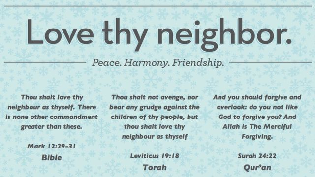 "Colorado: Muslims fool Jewish, Christian leaders in ""love neigbhor"" campaign"