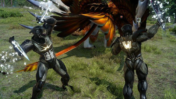 Final Fantasy 15s Magitek armor is here no longer looks like Power Rangers