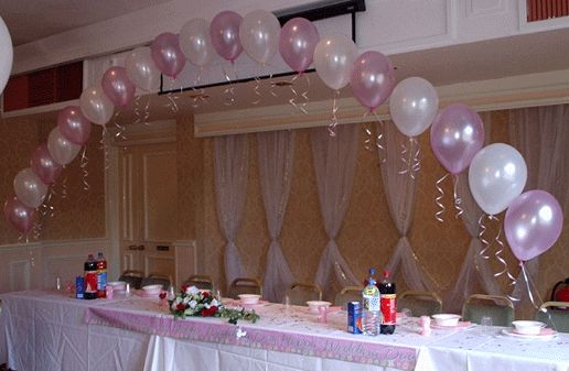 wedding balloon decorations pictures