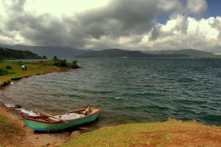 Lakeside Camping At Bhandardara >>>#Bhandardara #Camping #Lakeside