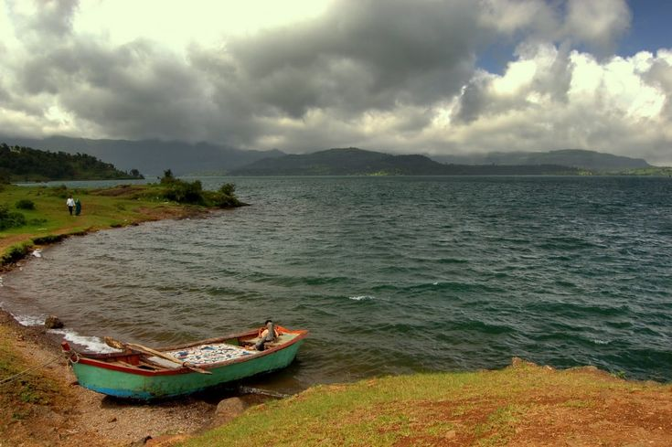 Lakeside Camping At Bhandardara >>>#Bhandardara #Camping #Lakeside