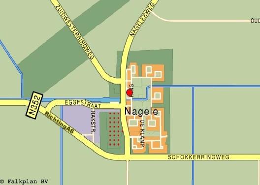 Map Nagele