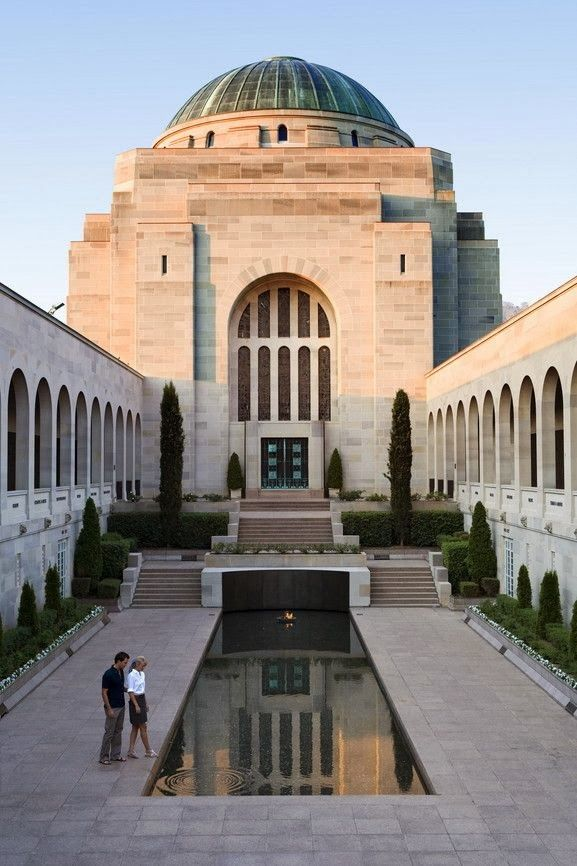 Australian War Memorial, #Canberra http://www.travelmagma.com/australia/things-to-do-in-canberra
