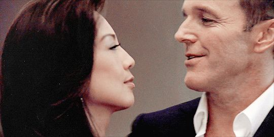melinda may & phil coulson