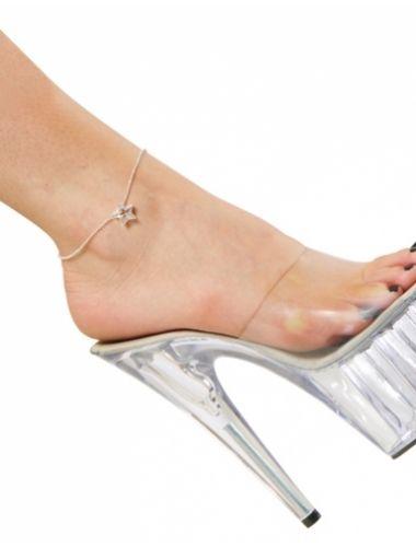 Star Ankle Bracelet   Anklet   Jewelery   StringsAndMe
