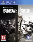 Tom Clancy's Rainbow Six Siege PS4 - Brand New and Sealed