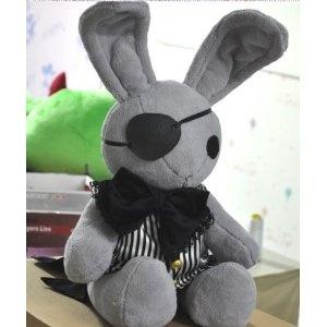 plush bunny   Tumblr looks like it belongs in black butler, kinda looks like ciel<3