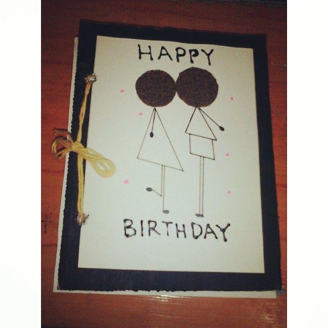 Birthday present for boyfriend idea