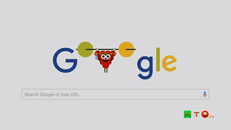 Rio 2016 – Il Doodle di Google per i Giochi della XXXI Olimpiade – Day 1...