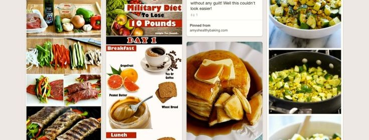 Confessions of a Military Dieter