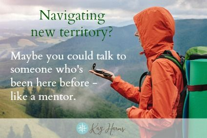 Mentoring is one of those arrangements that seems sort of fuzzy around the edges until you bother to give it a little more definition.