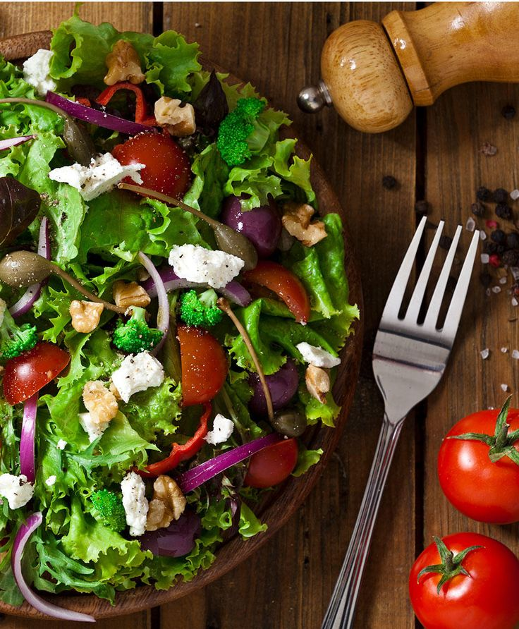 'Maternity Salad' And Other Foods To Induce Labor