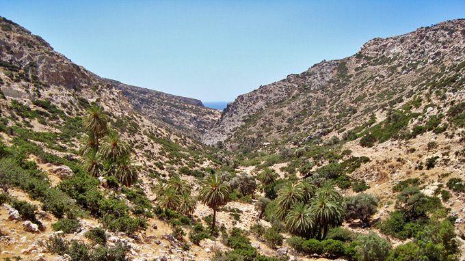 Το φαράγγι του Μάρτσαλου είναι ένα από τα χαρακτηριστικότερα και πιο όμορφα φαράγγια της νότιας κεντρικής Κρήτης. Τοποθετείται στις δυτικές υπώρειες των Αστερουσίων