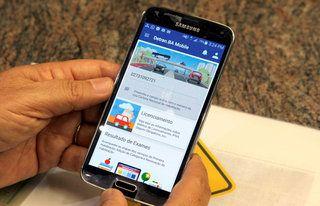 Detran lança aplicativo que permite consultar serviços pelo celular - EExpoNews