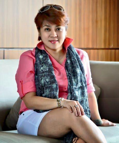 Maribeth Pascua: 100 Persen Cinta Indonesia | Tokoh - Kabare Magazine