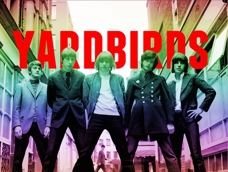 The Yardbirds Sept 14th Tickets go onsale July 12th ...