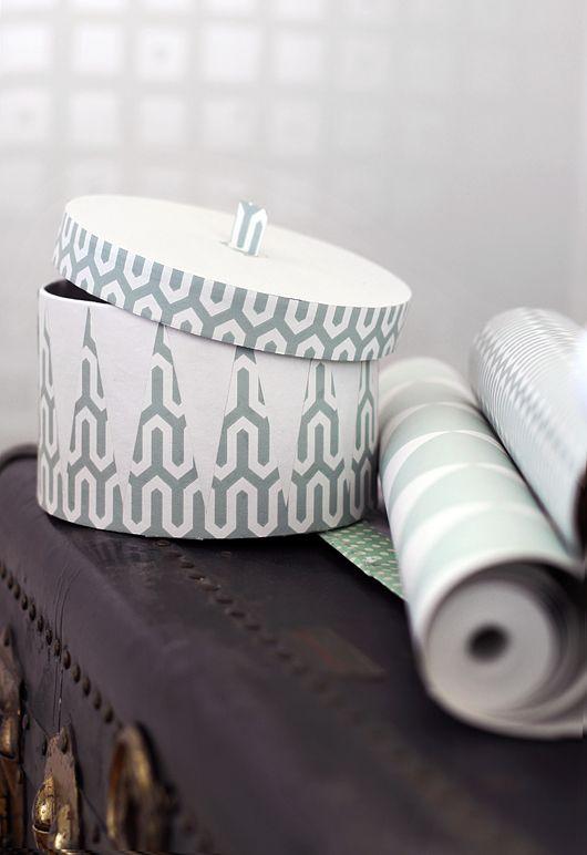 Wallpaper craft from trendenser.se