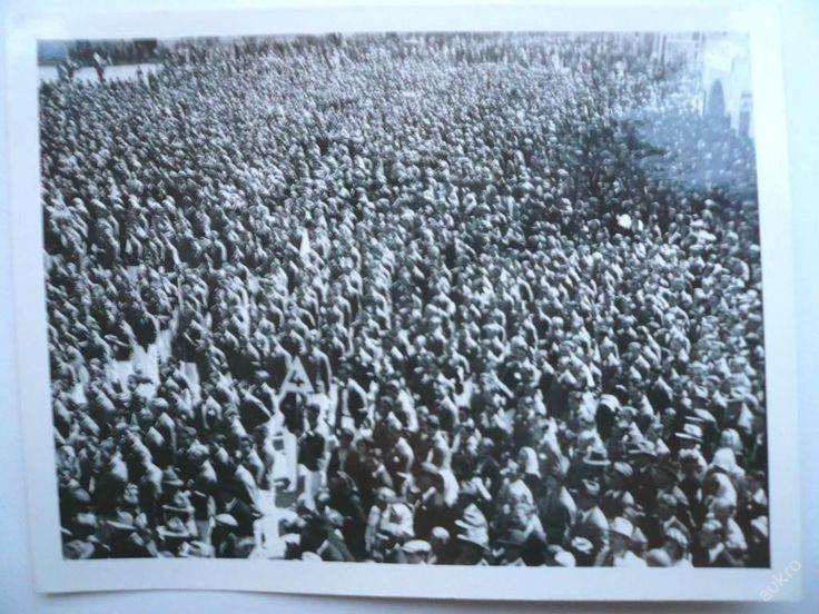 BAŤA - Zlínské náměstí, projev starosty T.BATI !!!