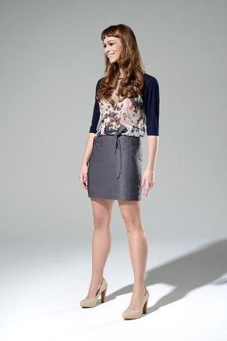Julian Top - Rex Royale - Wellington and New Zealand designer fashion clothing jewellery art women's cuba st boutique