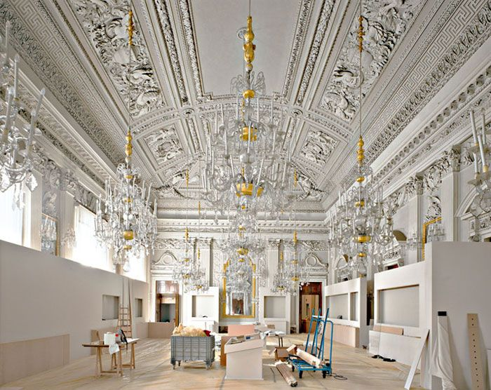 Silent Halls Of European Palaces By Massimo Listri
