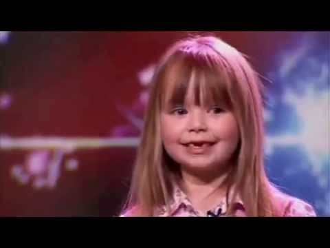 Adorable Girl Makes The Judges Cry With Her Voice. That's the most Beautifulest Voice I Ever Heard GNL:Christian Videos