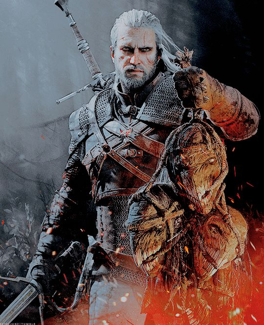 the witcher 3 how to kill werewolves
