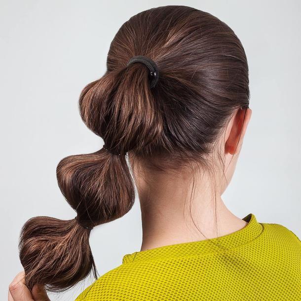 15 Einfache Und Schnelle Frisuren Bravo In 2020 Lange Haare Hochsteckfrisuren Mittellang Kinderfrisuren