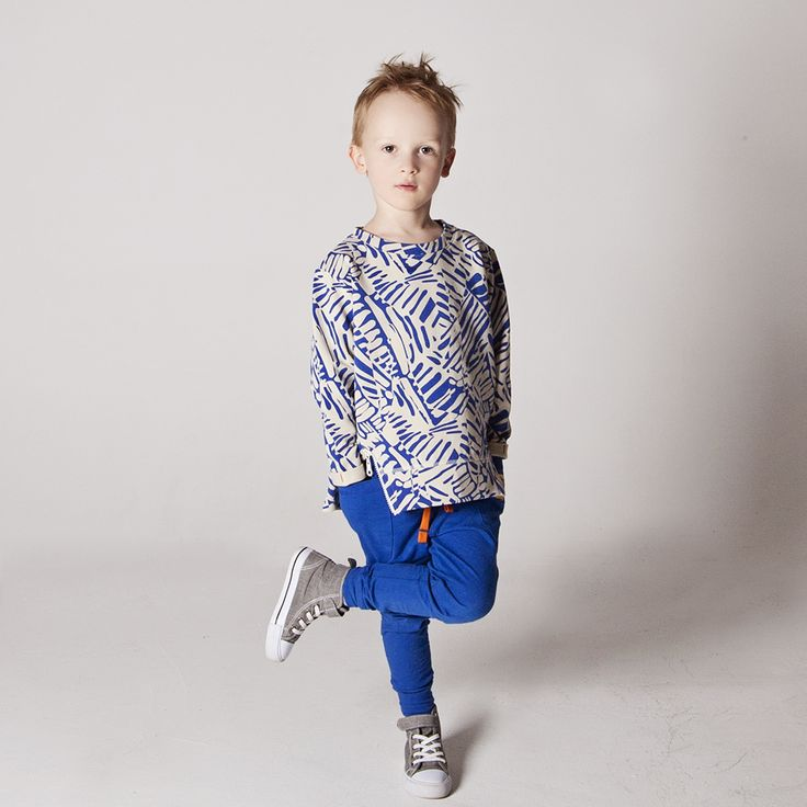 kids sweatshirt jungle print