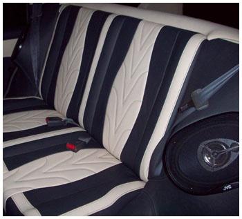 Custom Car Interiors : Custom Vehicle Upholstery : Custom Car Trims