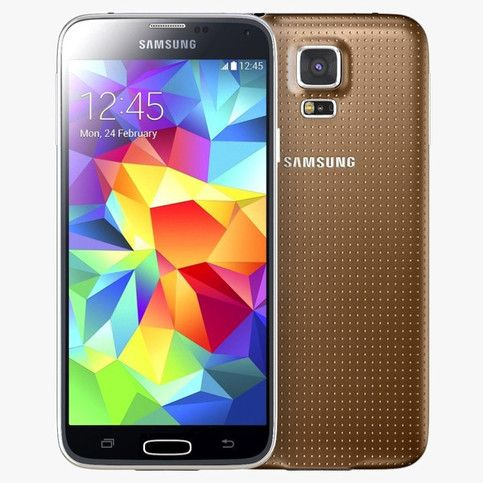 SAMSUNG+GALAXY+S5+G900F+4G+16GB+UNLOCKED+SMARTPHONE  The+Fifth+generation+of+the+Galaxy+S+series,+the+Galaxy+S5+is+here!+Designed+for+what+matters+most+to+consumers.+The+new+Galaxy+S5+offers+consumers+a+refined+experience+with+innovation+of+essential+features+for+day-to-day+use.  Product+Heig...