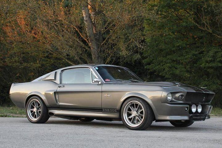 Ford Classic Cars Olx Fordclassiccars Ford Mustang Shelby Gt500
