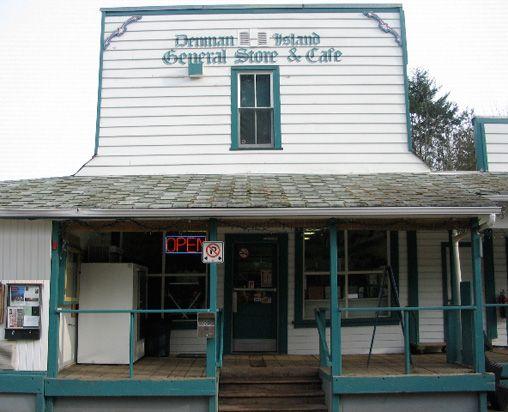 Denman Island , BC , Canada