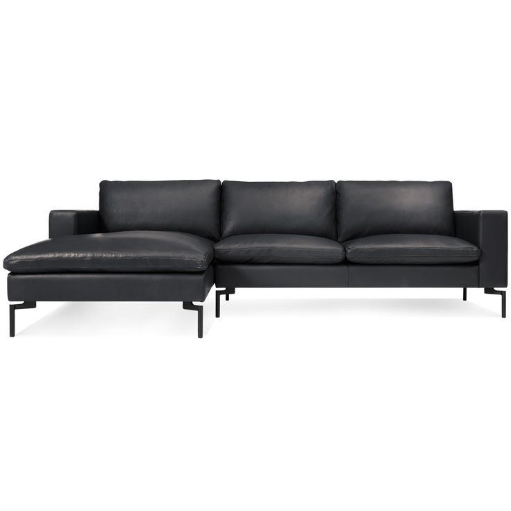 Best 25+ Leather chaise sofa ideas on Pinterest | Chair Dining chairs and Chair design  sc 1 st  Pinterest : one arm chaise sofa - Sectionals, Sofas & Couches